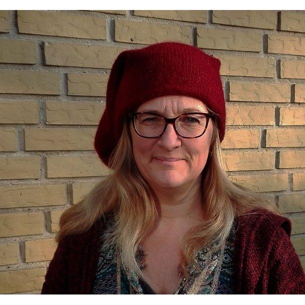 Hipster nissehue i islandsk uld (str. S-XL)