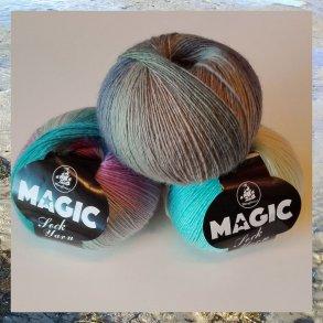 Magic Sock Yarn - uldgarn