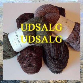 Shetlandsuld - BC Garn