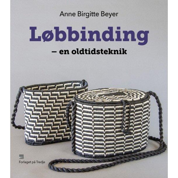 Bog: Løbbinding - af Anne Birgitte Beyer -15%