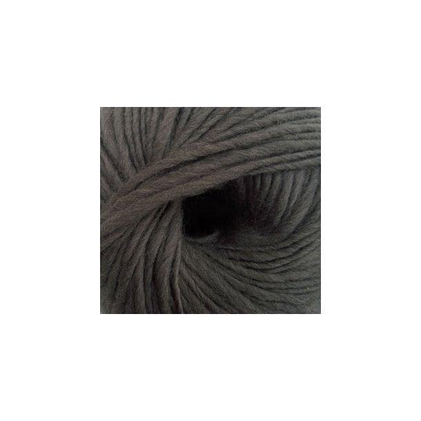 Semilla Flamé øko uldgarn (Mørkegrå) -25% rabat